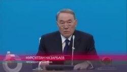 "Назарбаев: ""Никогда прежде наш народ не жил так хорошо"""