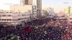 Soleimani Mourned As Tehran, Washington Trade Threats