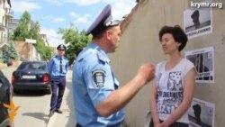 Міліція Києва проти прихильників Сенцова?