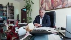 Головний лікар Вячеслав Мішиєв про ситуацію з зарплатами працівників