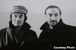 Shuhrat Ergashev va Talgat Nigmatullin
