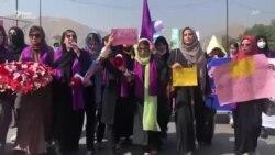 «Талібан» розігнав протест жінок у Кабулі (відео)