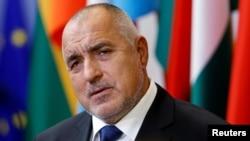Ish-kryeministri i Bullgarisë, Boyko Borisov.