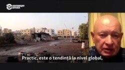 """""""Statul pierde monopolul asupra violenţei militare legitime"""""""