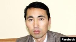 Кубатбек Айбашов