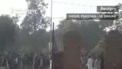 Gnjev širom Pakistana zbog ubistva djevojčice