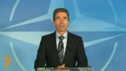NATO Reviewing Cooperation With Russia, Stepping Up Engagement With Ukraine