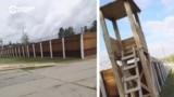 В Беларуси был лагерь для задержанных протестующих. Рассказы очевидцев
