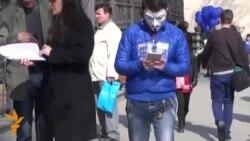 Бомбашки напад во Пакистан, протест против Газпром во Грузија