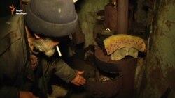 На окупованій частині Донбасу з'явилися свої «робінзони» (відео)