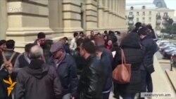 Ադրբեջանցի հայտնի իրավապաշտպան Ինթիգամ Ալիևն ազատ արձակվեց