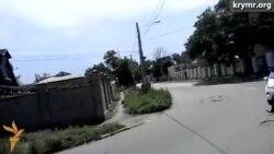 Из-за подозрительного авто в Симферополе оцепили квартал