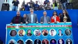 Əli Kərimlinin Milli Şuranın mitinqindəki çıxışından sitat
