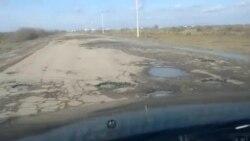 Salyan Şirvan yolu
