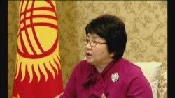Роза Отунбаева: Кылымга тете бир жыл