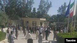 اعتراضات بهمنماه ۱۳۹۹ در سراوان
