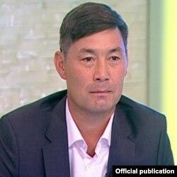 Таалайбек Абдиев.
