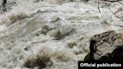 Река Каракол. Иллюстративное фото.