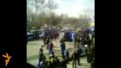 В Душанбе прогремел взрыв
