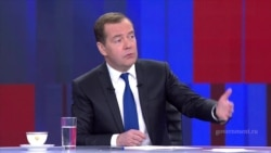 Дмитрий Медведев о медицине