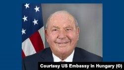 Ambasadorul SUA în Ungaria, David Cornstein