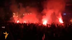 شادمانی مردم در بوسنی هرزگوین از راهیابی تیم ملی به جام جهانی