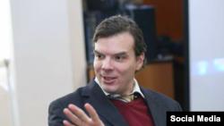 Андрей Казанцев. Борбор Азия боюнча орусиялык эксперт. Саясий илимдеринин доктору.