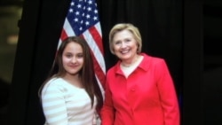 Городок, где Хиллари Клинтон помнят девочкой