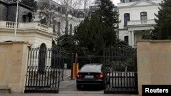 سفارت روسیه در پراگ