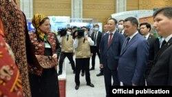 Кыргызско-туркменский экономический форум, 27 июня 2021 г.