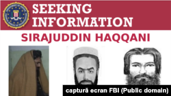 Siracəddin Həqqani FTB-nin axtarış siyahısında