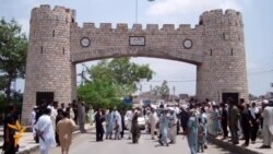 Pakistani 'Peace March' Celebrates End Of Anti-Insurgent Operation