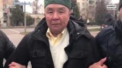 «Шал, кет!» Лозунги задержанных в Шымкенте