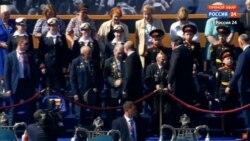 Ветераны на трибунах остались анонимными