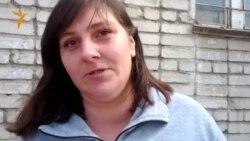 Елена Мошканова из Славянска