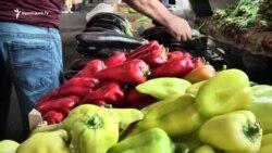 Քաղաքացիների ահազանգերի հետքերով Փաշինյանն այցելել է գյուղմթերքի շուկա