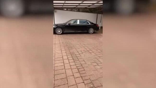 Автомобили семьи Слуцкого