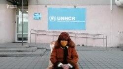 Украинада бошпана излаётган ўзбекистонлик журналист муддатсиз очлик эълон қилди