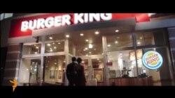 """Burger King """"burger"""" atyrlaryny satuwa çykardy"""