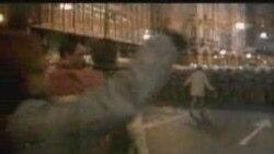 Plišana revolucija, 1989