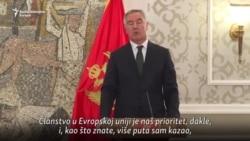 Đukanović: EK s pravom potencira na vladavini prava