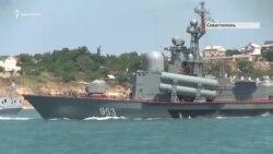 Для чого Росія качає військово-морські «м'язи» в Криму (відео)