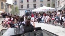 Concursul tinerilor designeri Z Generation la Chişinău