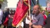 Protestë për Sylejman Selimin