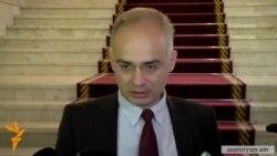 Զուրաբյանը ԱԺ նախագահին հորդորեց բացատրություն պահանջել Աշոտյանից
