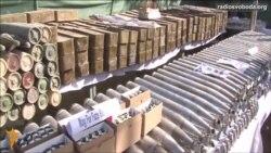 Світ у відео: В Пакистані військовим вдалося захопити велику партію зброї та амуніції