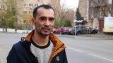 Избиение мигранта в Москве попало на запись