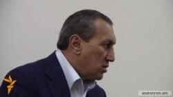 Նախկին մարզպետ Սուրիկ Խաչատրյանը դատարան էր ներկայացել
