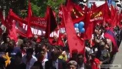 Կոմունիստները կոչ են անում միանալ Մաքսային միությանը