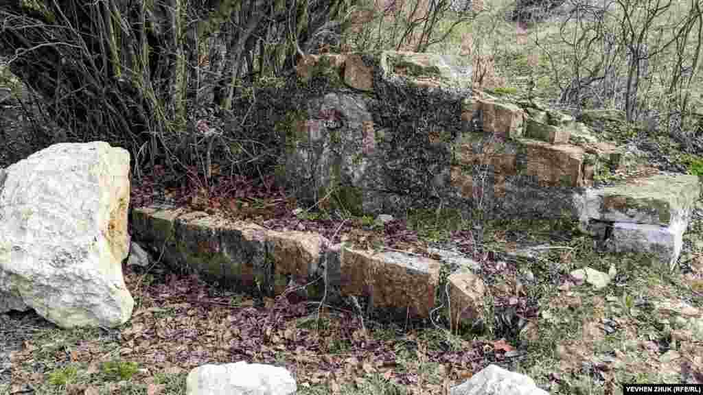 Стародавнє джерело – фонтан Кайту-Чешме зараз не працює